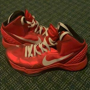 Nike Shoes - Nike Red Hyper Disruptor